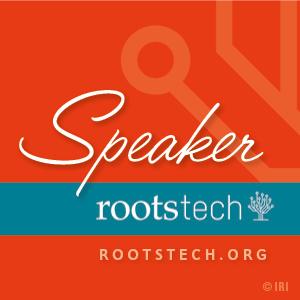 rootstech speaker badge